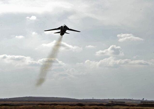 MiG-23 savaş uçağı