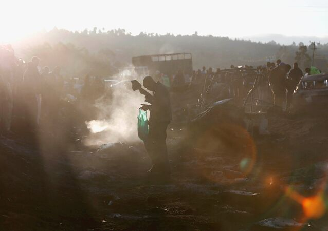 Kenya'da patlama