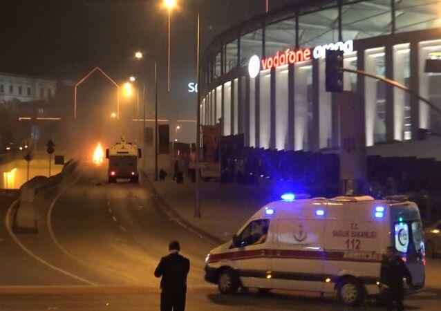 İstanbul'da çifte bombalı saldırı