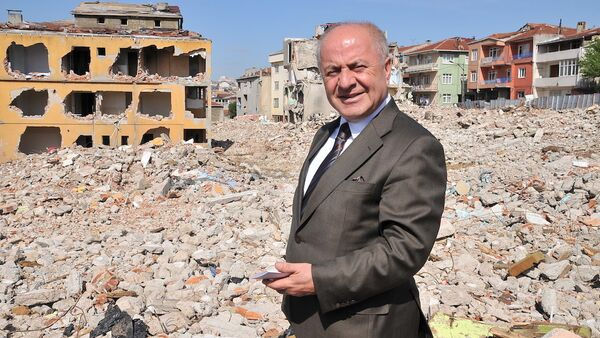 Eski Kadıköy Belediye Başkanı Selami Öztürk - Sputnik Türkiye