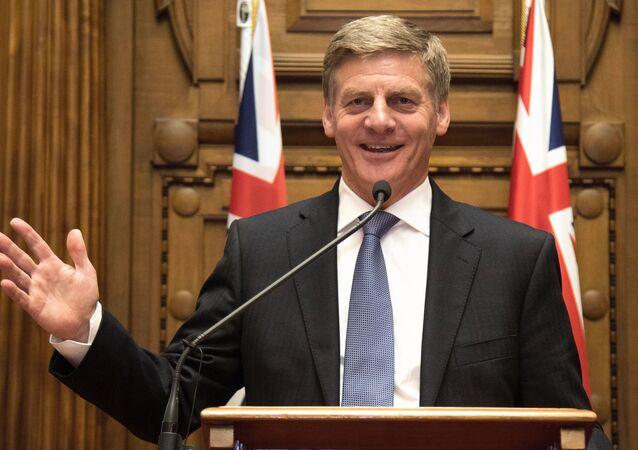 Yeni Zelanda Başbakanı Bill English