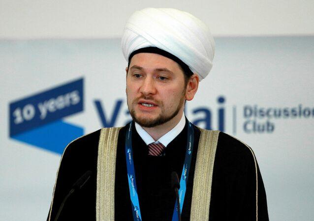Rusya Müftüler Konseyi Başkan Birinci Yardımcısı Damir Muhetdinov