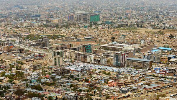 Afganistan'ın başkenti Kabil - Sputnik Türkiye