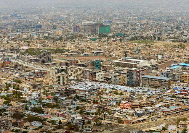 Afganistan'ın başkenti Kabil