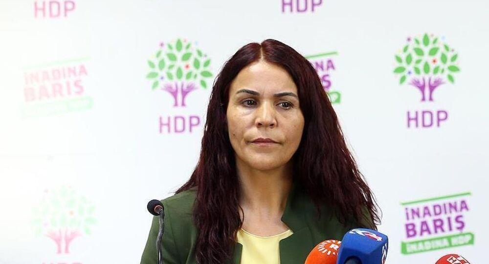 HDP Siirt Milletvekili Besime Konca
