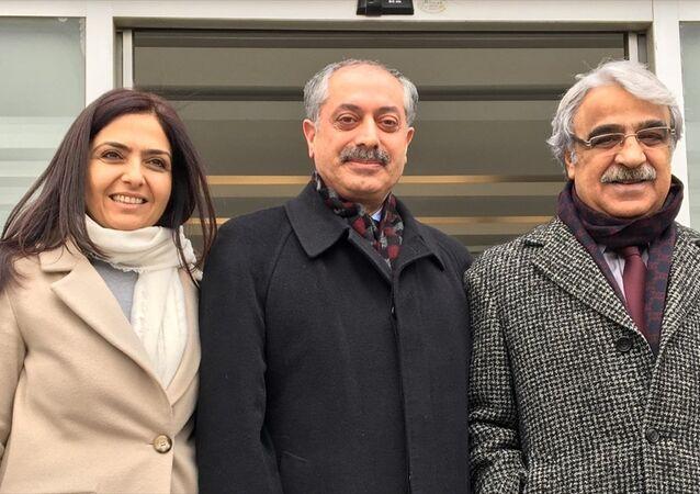 HDP Diyarbakır Milletvekili Erdoğmuş