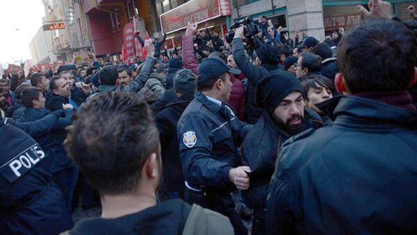 Kayseri'de CHP'li başkana saldırı - Sputnik Türkiye