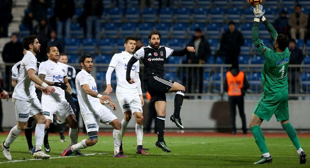 Beşiktaş - Kasımpaşa karşısında yine mağlup oldu