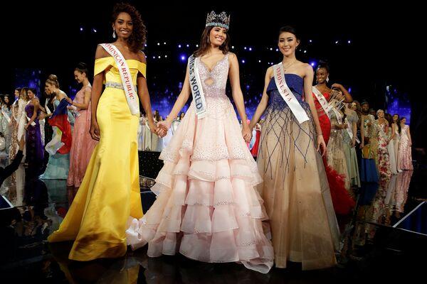 ABD'de düzenlenen 2016 Dünya Güzellik Yarışması - Sputnik Türkiye