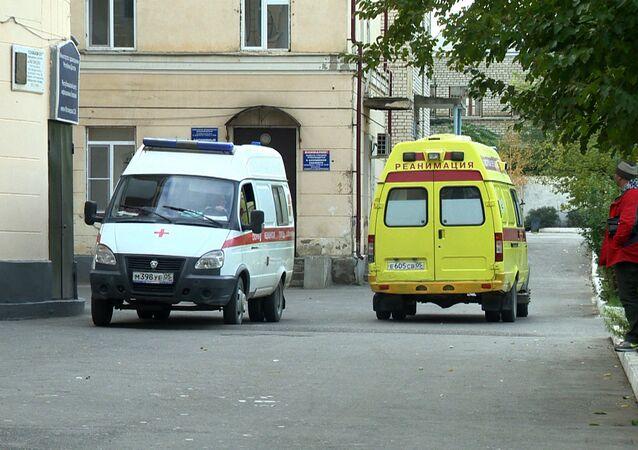 Rusya - Hastane