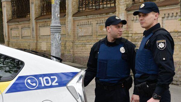 Ukrayna polisi - Sputnik Türkiye