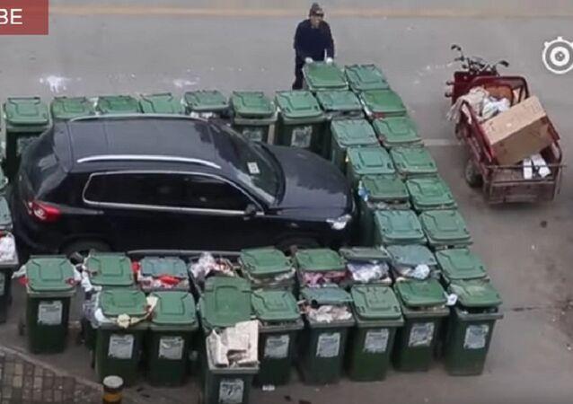 Çinli çöpçünün intikamı