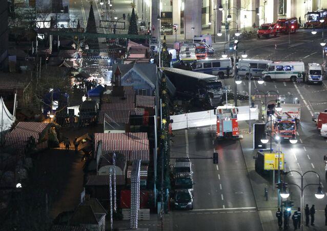 Berlin'de saldırı