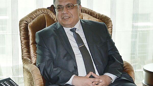 Andrey Karlov - Sputnik Türkiye