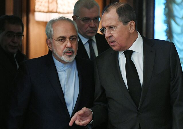 Sergey Lavrov - Muhammed Cevad Zarif