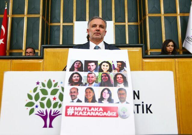 HDP Sözcüsü Ayhan Bilgen