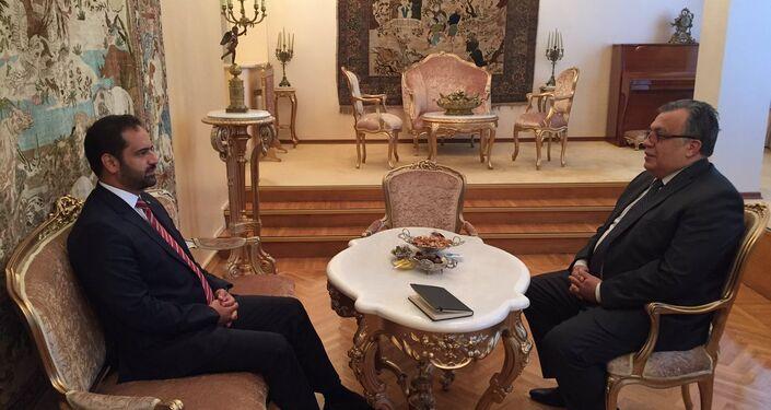 Türk-Rus Toplumsal Forumu Eş Başkanı ve AK Parti İstanbul Milletvekili Berat Çonkar, Rusya'nın Ankara Büyükelçisi Andrey Karlov'u eylül ayında ziyaret etmişti.