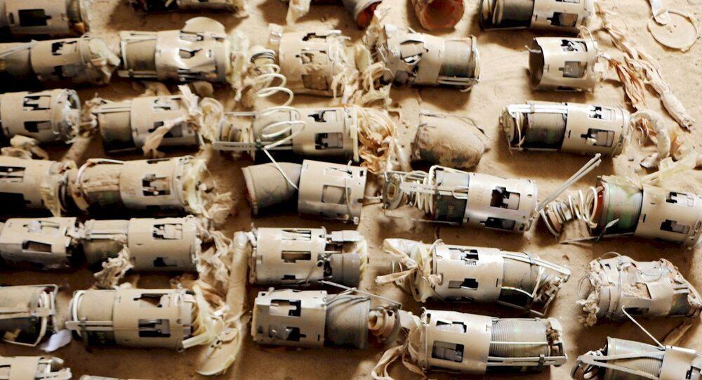 İngiliz yapımı misket bombaları