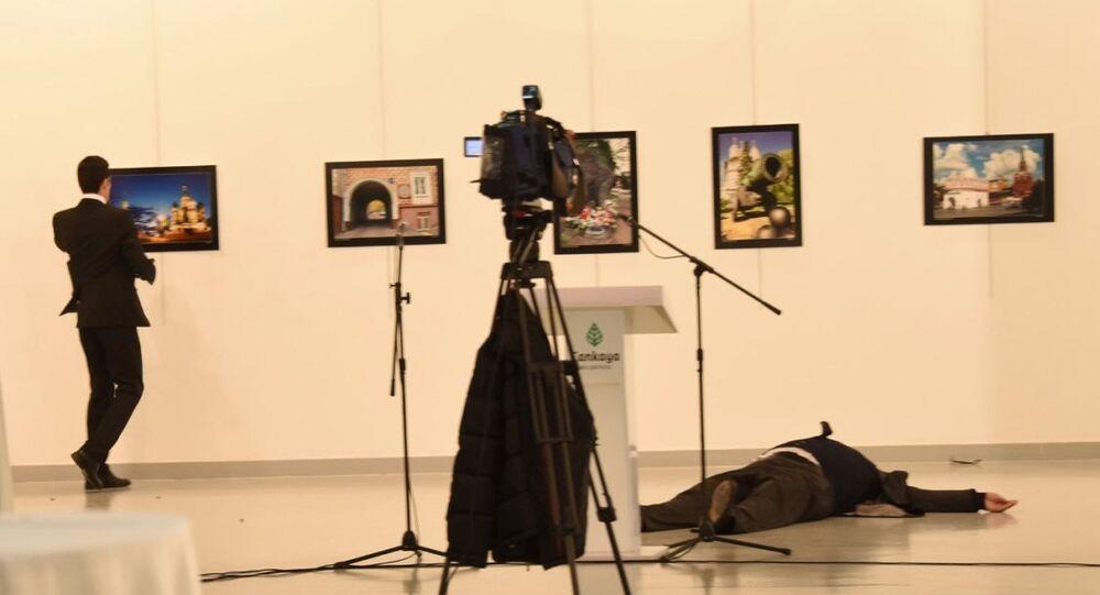 Andrey Karlov - suikast