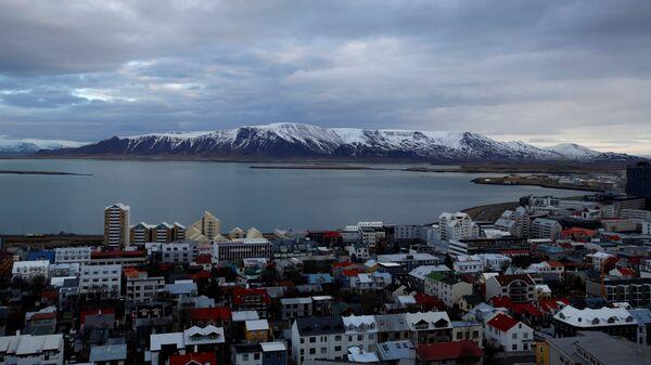 İzlanda'nın başkenti Reykjavik - Sputnik Türkiye