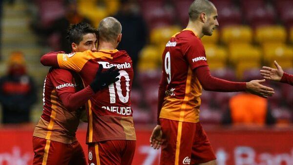 Galatasaray -Tuzlaspor - Sputnik Türkiye