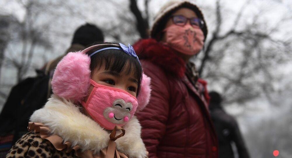 Çin -hava kirliliği