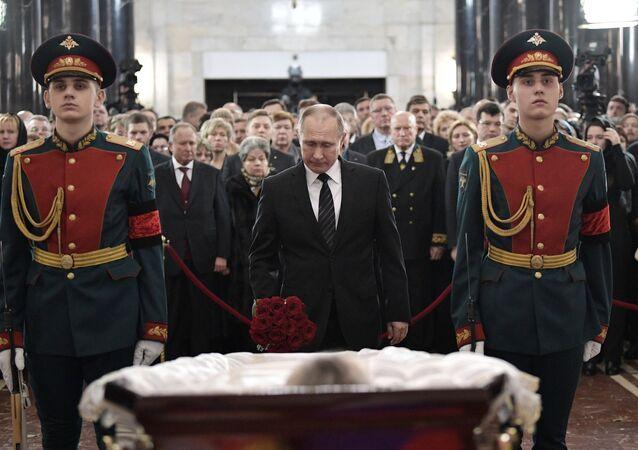 Rusya Devlet Başkanı Vladimir Putin- Andrey Karlov
