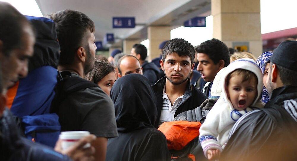 Avrupa'daki sığınmacılar