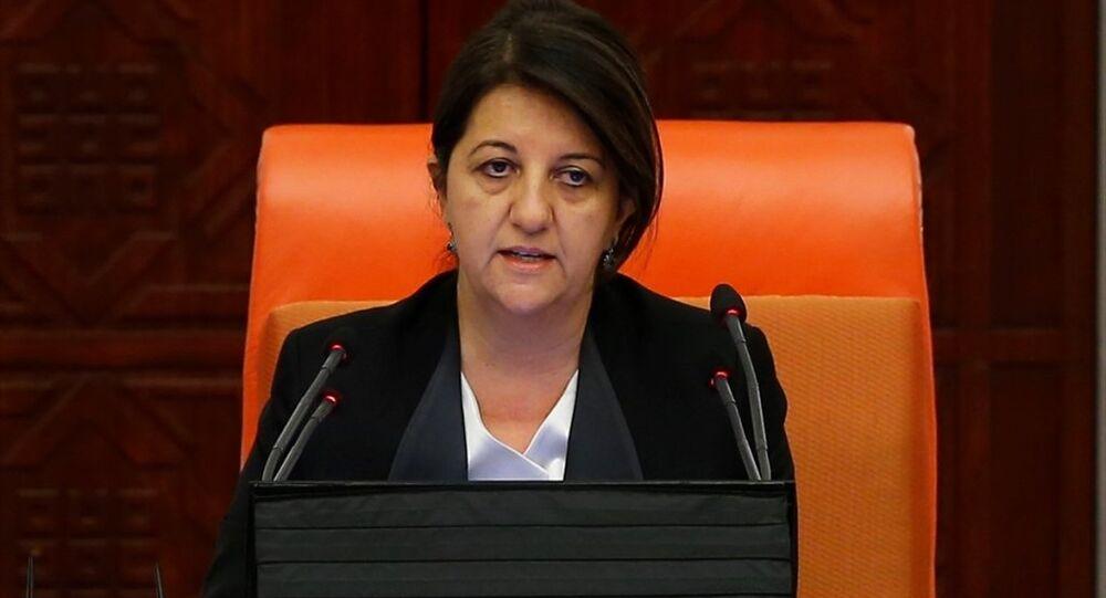 Meclis Başvanvekili HDP'li Pervin Buldan