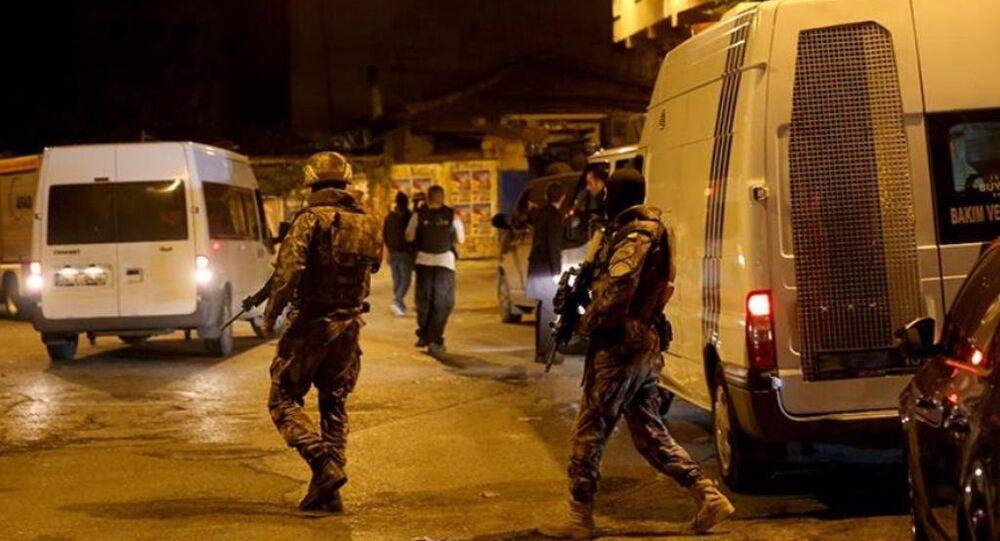 Polis - operasyon