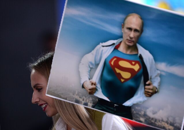 Rusya Devlet Başkanı Vladimir Putin geleneksel yılsonu büyük basın toplantısını düzenliyor.