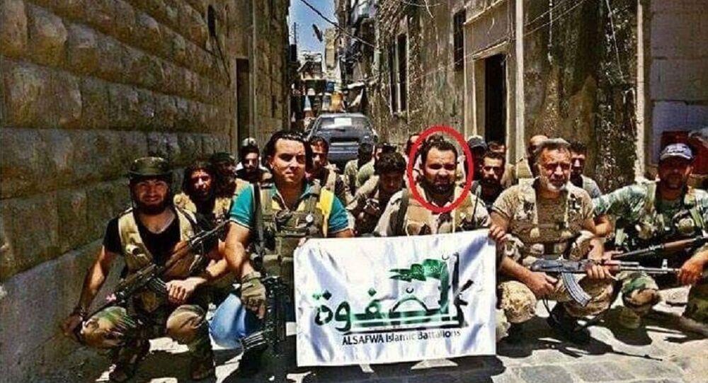 Suriyeli Bana'nın babası mı?