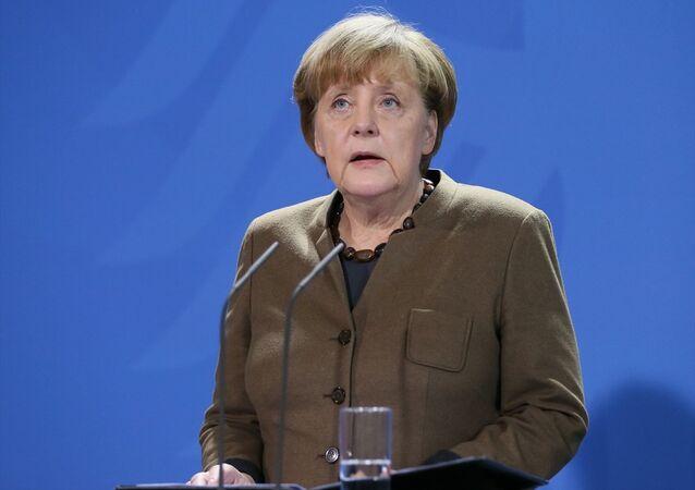 Almanya Başbakanı Angela Merkel, Berlin saldırganının öldürülmesiyle ilgili konuştu.