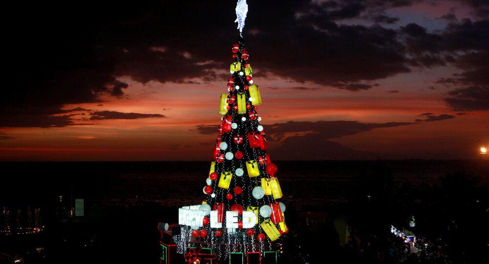 Filipinler - Noel