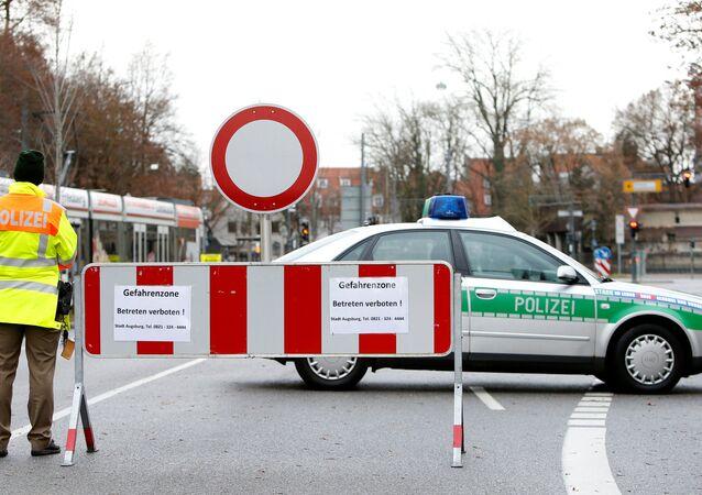 Almanya'da 2. Dünya Savaşı sonrası en büyük bomba tahliyesi