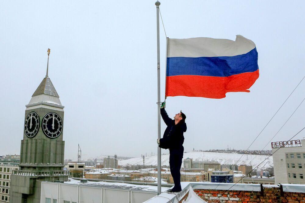 Rusya'da milli yas