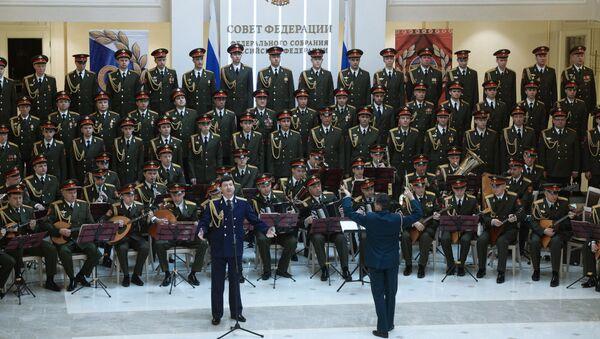 Aleksandrov Kızıl Ordu Korosu - Sputnik Türkiye