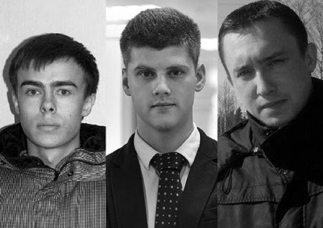Tu-154 faciasında ölen gazeteciler