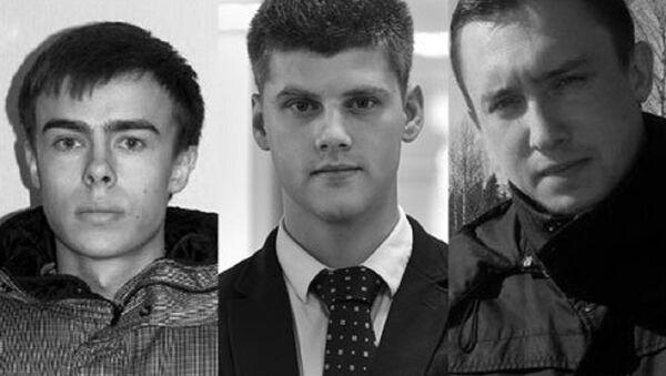 Tu-154 faciasında ölen gazeteciler - Sputnik Türkiye