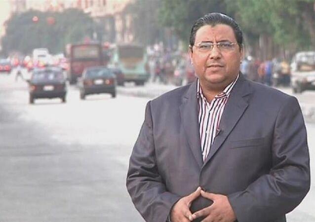 Al Jazeera haber müdürü Mahmud Hüseyin