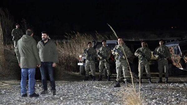 'Bordo Bereliler Suriye' filminin çekimleri Osmaniye'de başladı. - Sputnik Türkiye
