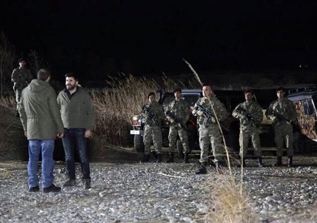 'Bordo Bereliler Suriye' filminin çekimleri Osmaniye'de başladı.