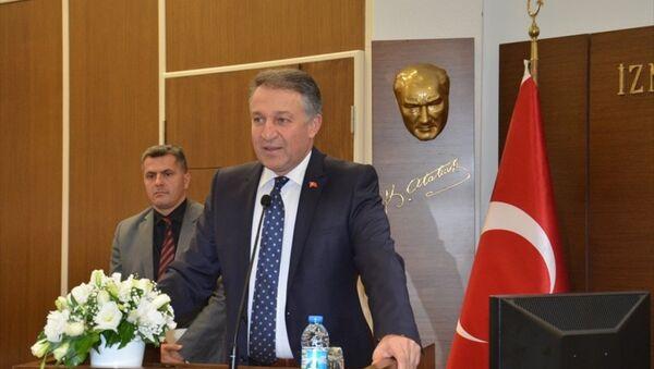 İzmir Emniyet Müdürü Hüseyin Aşkın - Sputnik Türkiye