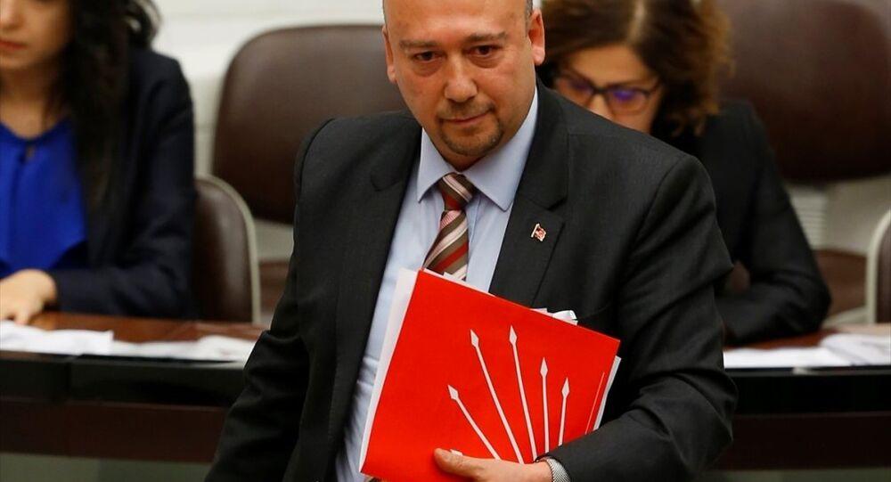 CHP Uşak Milletvekili Özkan Yalım