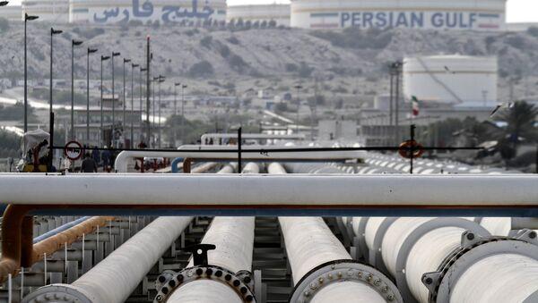 İran petrolü - Sputnik Türkiye