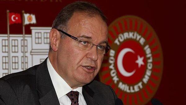 CHP Tekirdağ Milletvekili Faik Öztrak - Sputnik Türkiye