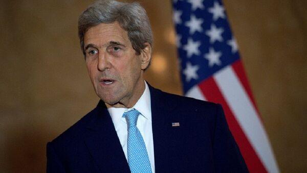 ABD Dışişleri Bakanı John Kerry - Sputnik Türkiye