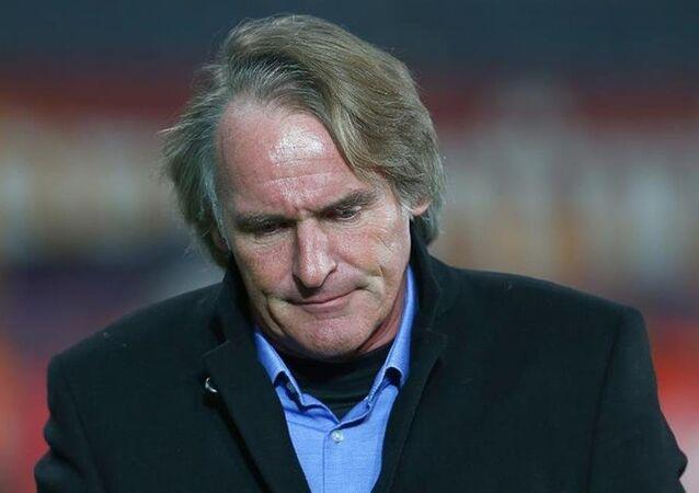Galatasaray Teknik Direktörü Jan Olde Riekerink,