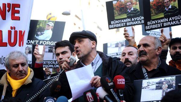 Ahmet Şık - Sputnik Türkiye