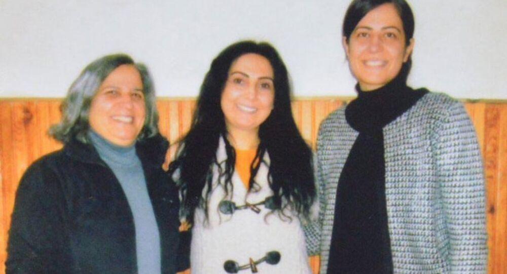 Kandıra Cezaevi'nde tutuklu bulunan siyasetçilerden ilk fotoğraf